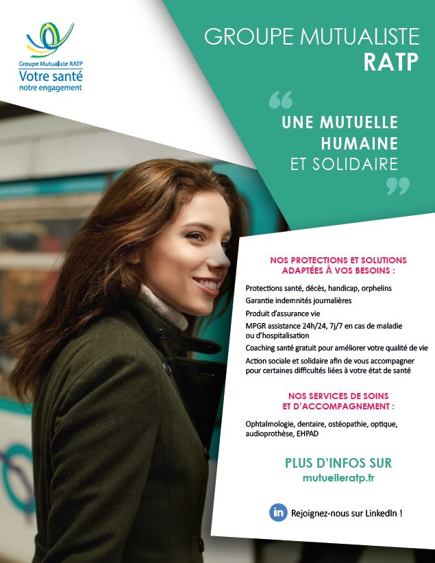Groupe Mutuelle RATP